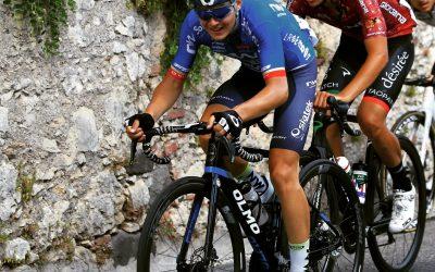 Barison protagonista al Giro del Veneto in attesa della tappa regina